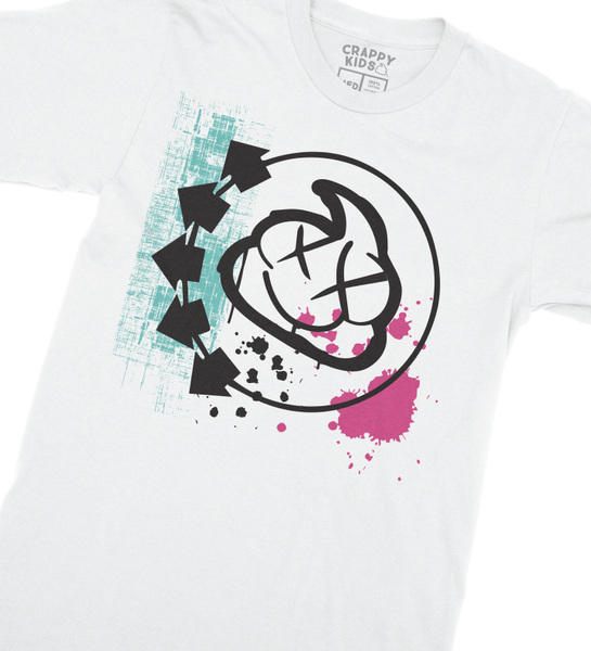 Blink-180 Poo (White) T-Shirt