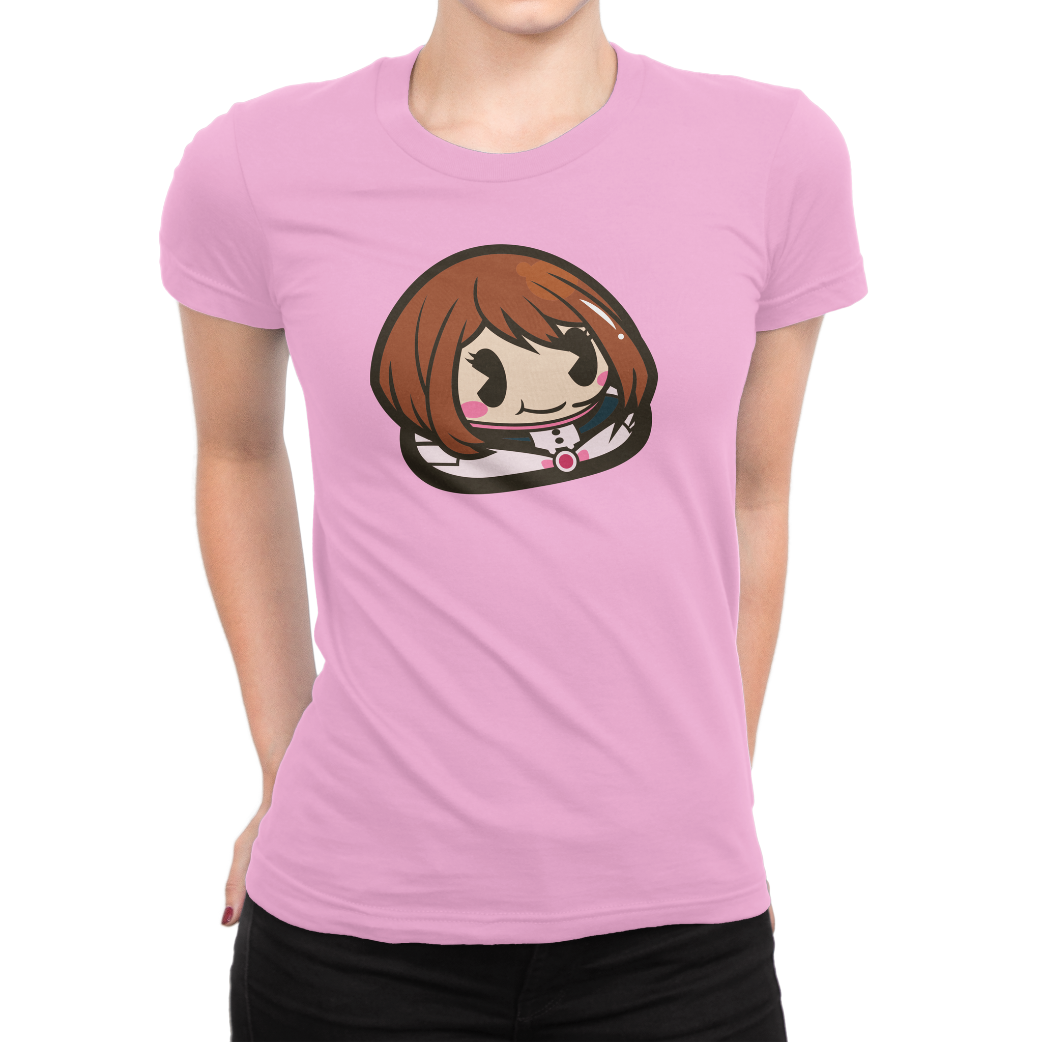 Pooravity Girl T-Shirt (Pink)