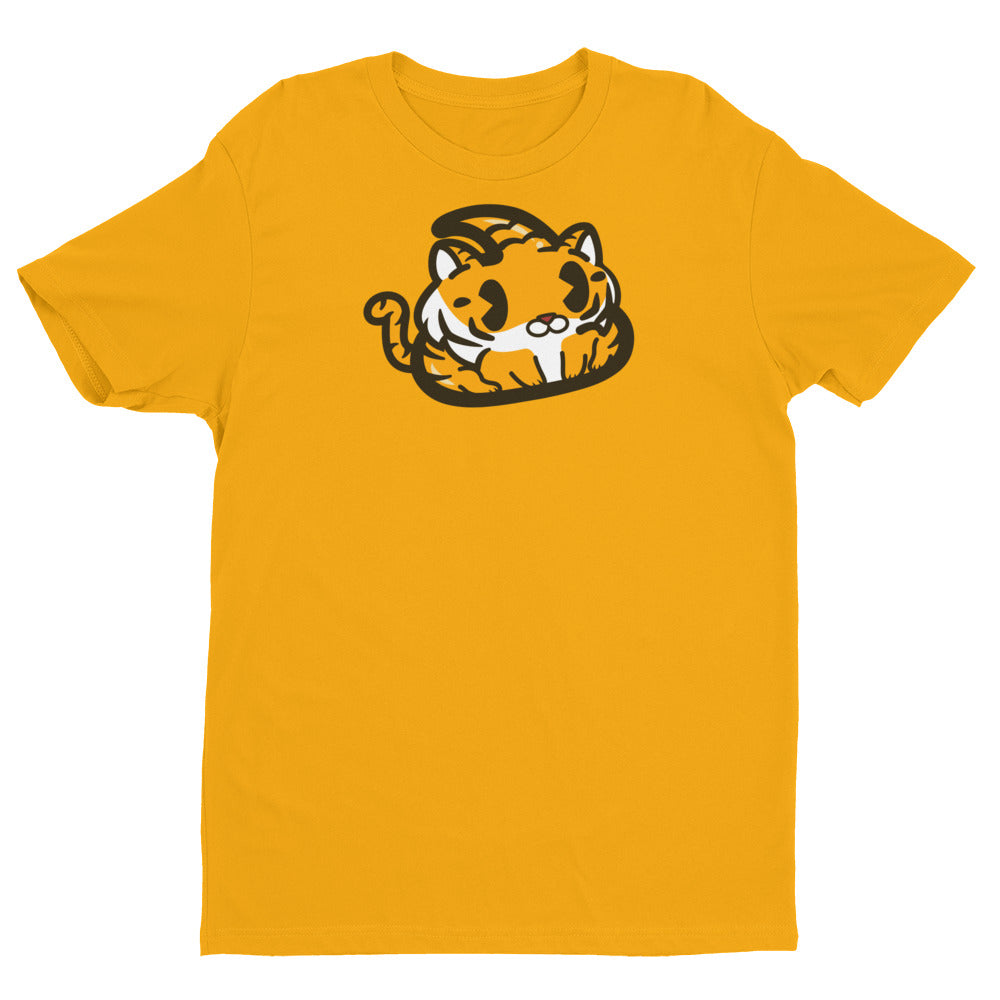 Tiger Poo Short Sleeve T-shirt