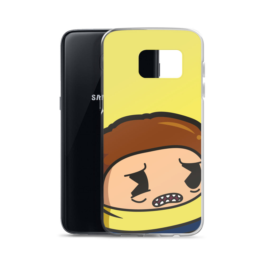 Morty Poo (Yellow) Samsung Case