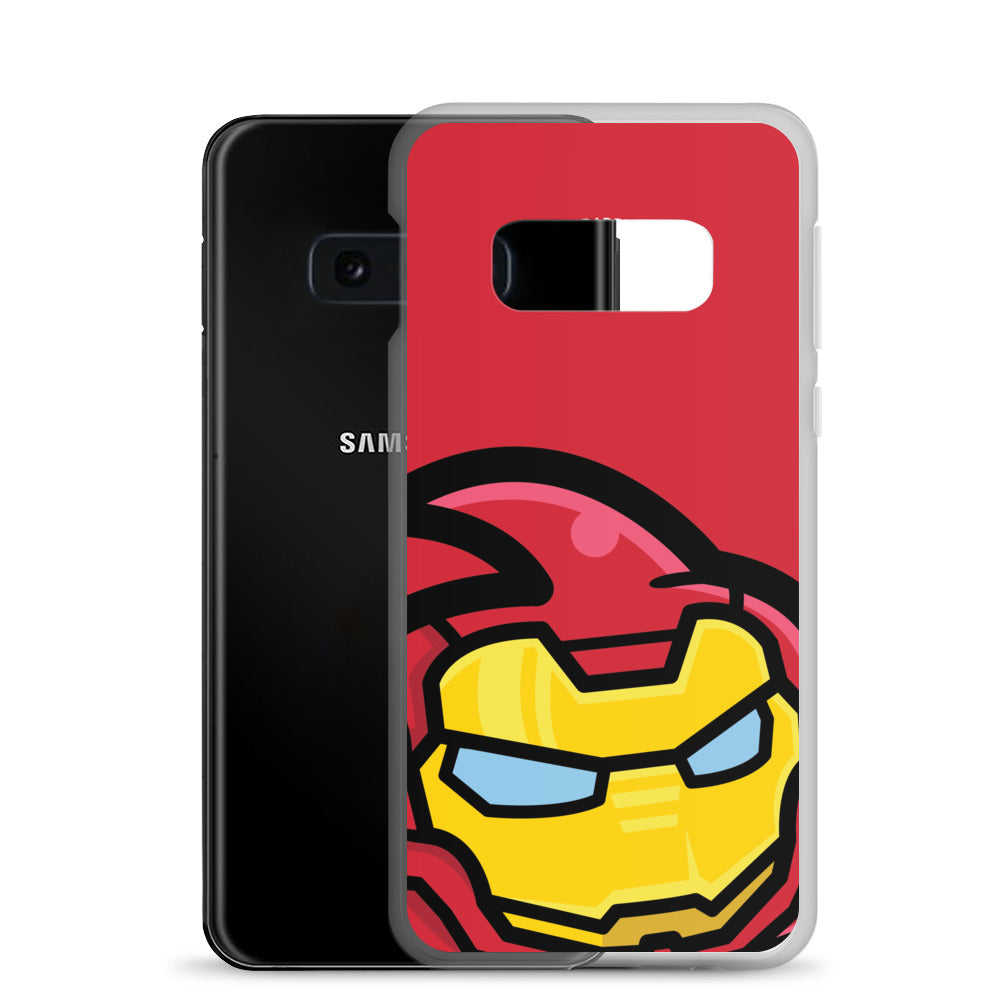 Iron Poop Samsung Case
