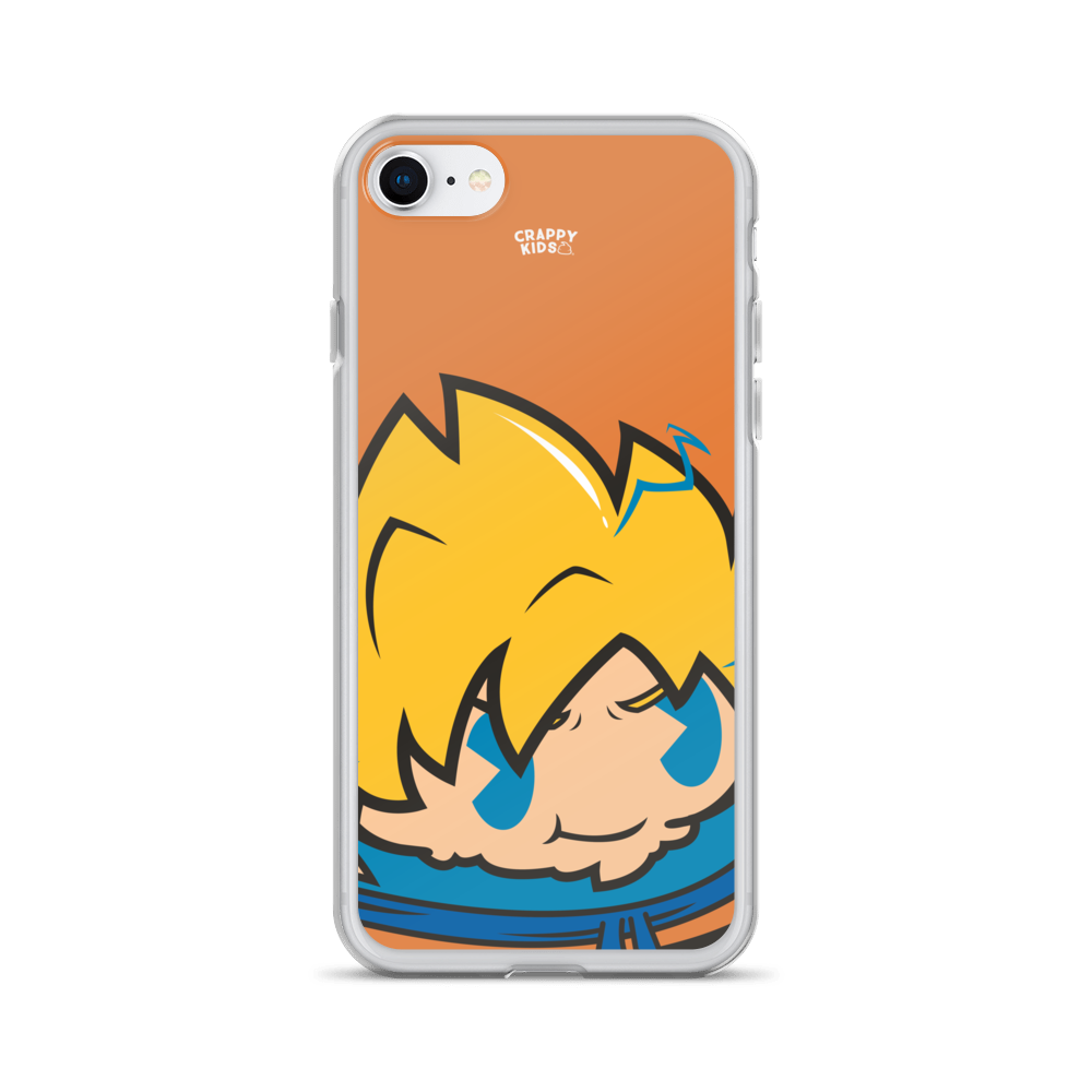 SSJ Gopoon iPhone Case