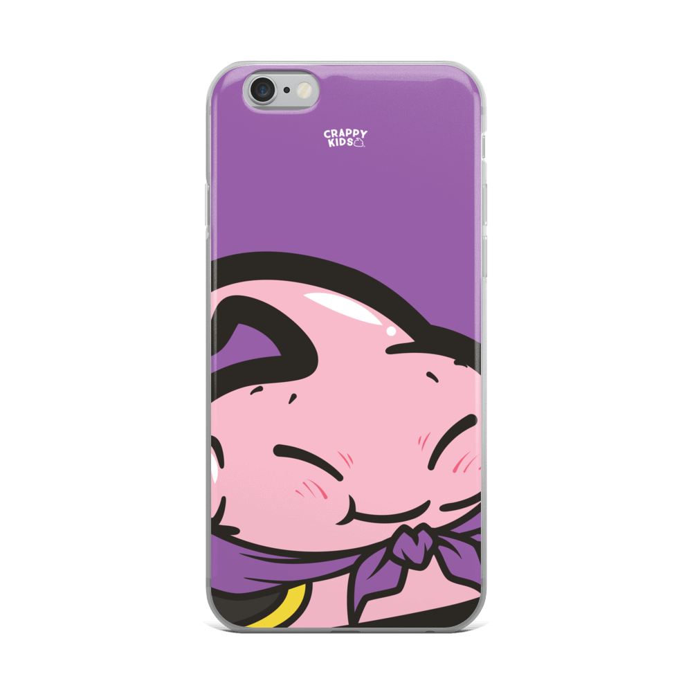 Majin Poo iPhone Case