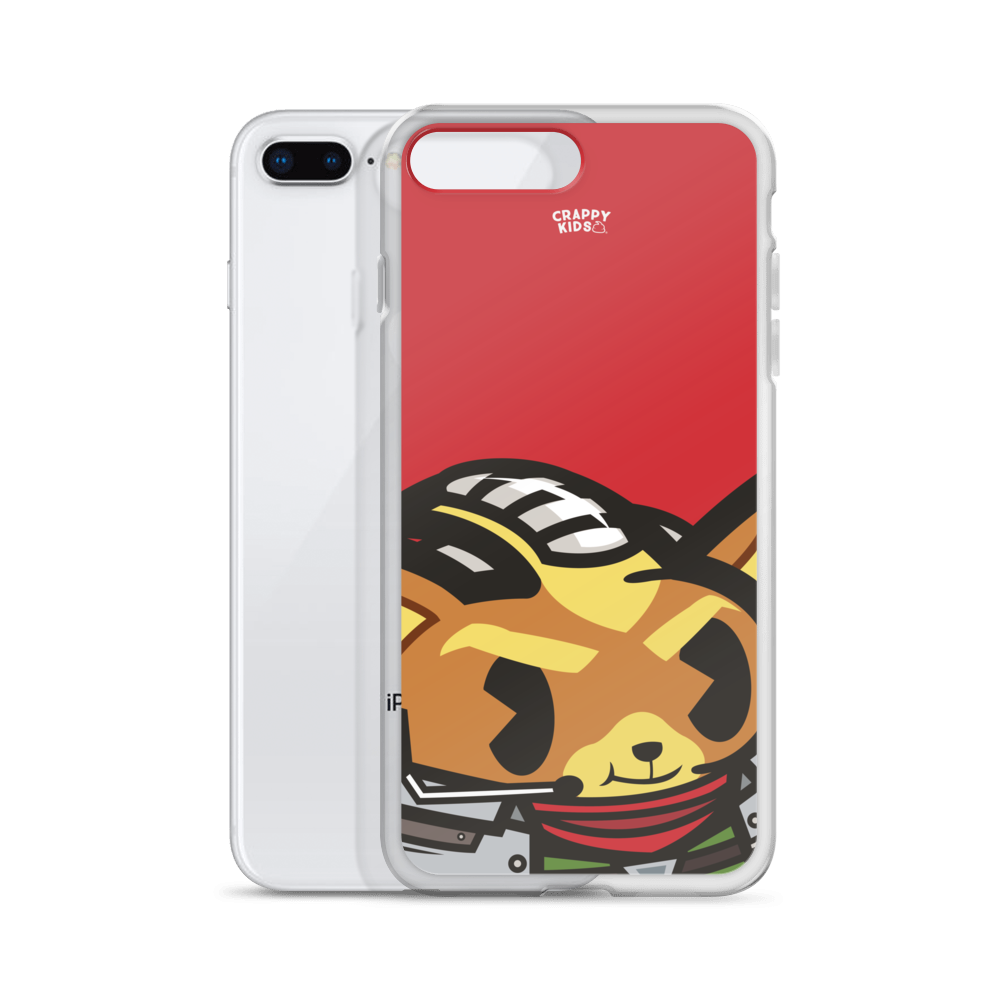 Andre McCloud iPhone Case