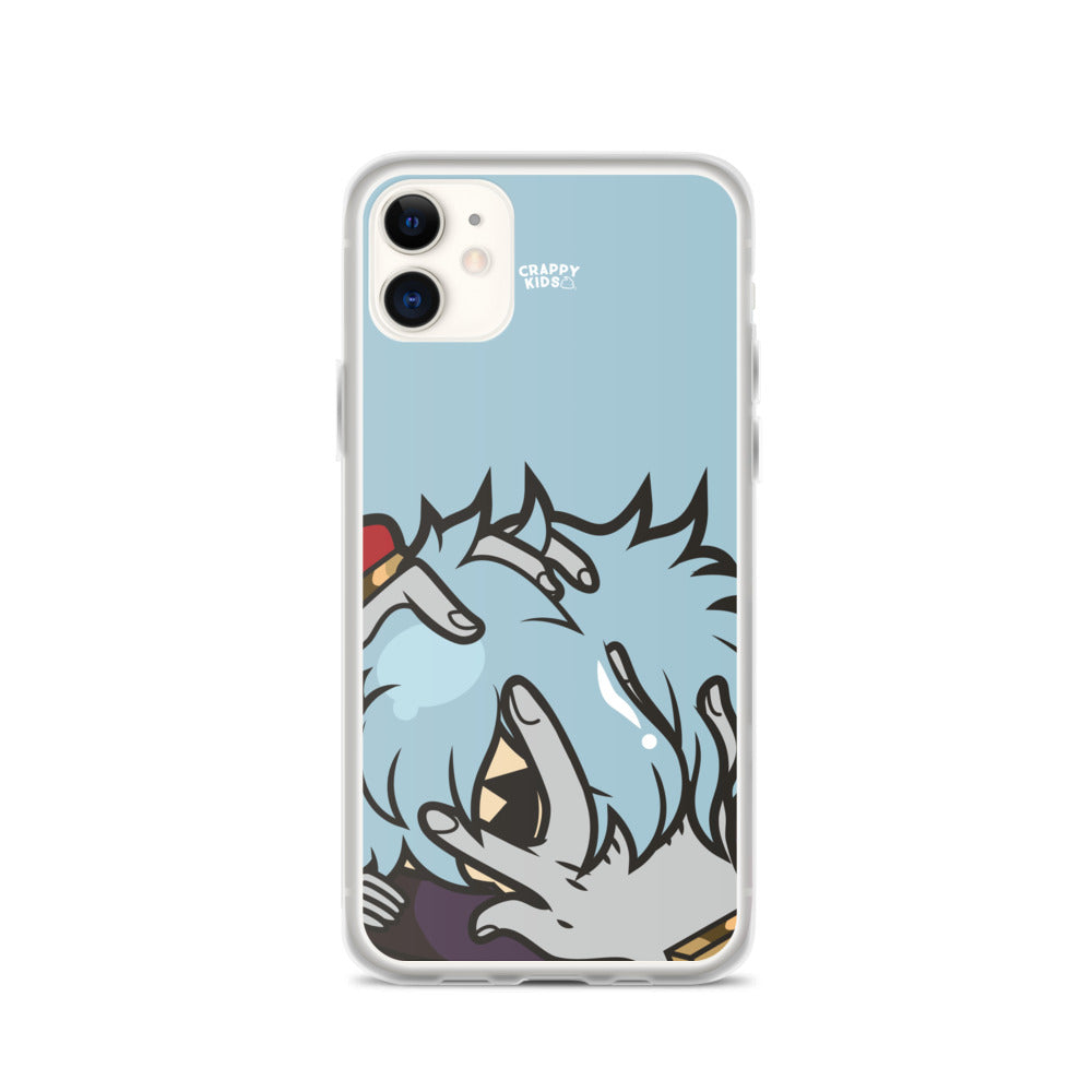 Poogaraki iPhone Case