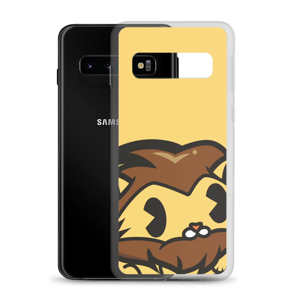 Lion Poo Samsung Case
