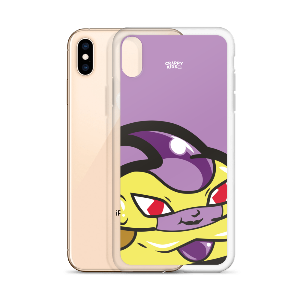 Golden Pooriza iPhone Case