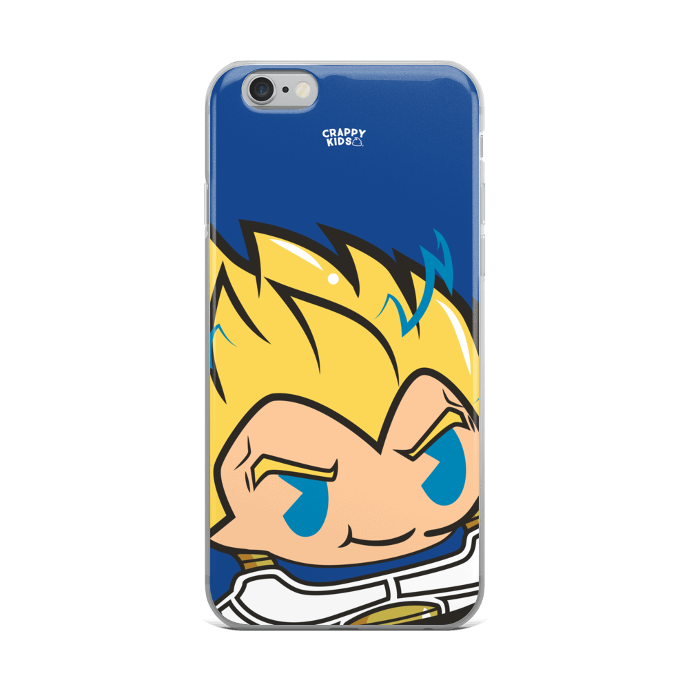 SSJ Poogeta iPhone Case