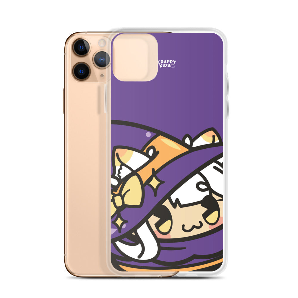 Witch Tomi Poo iPhone Case