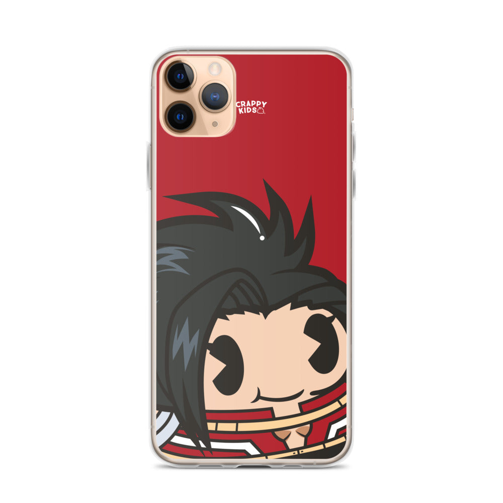 Momo Poo iPhone Case