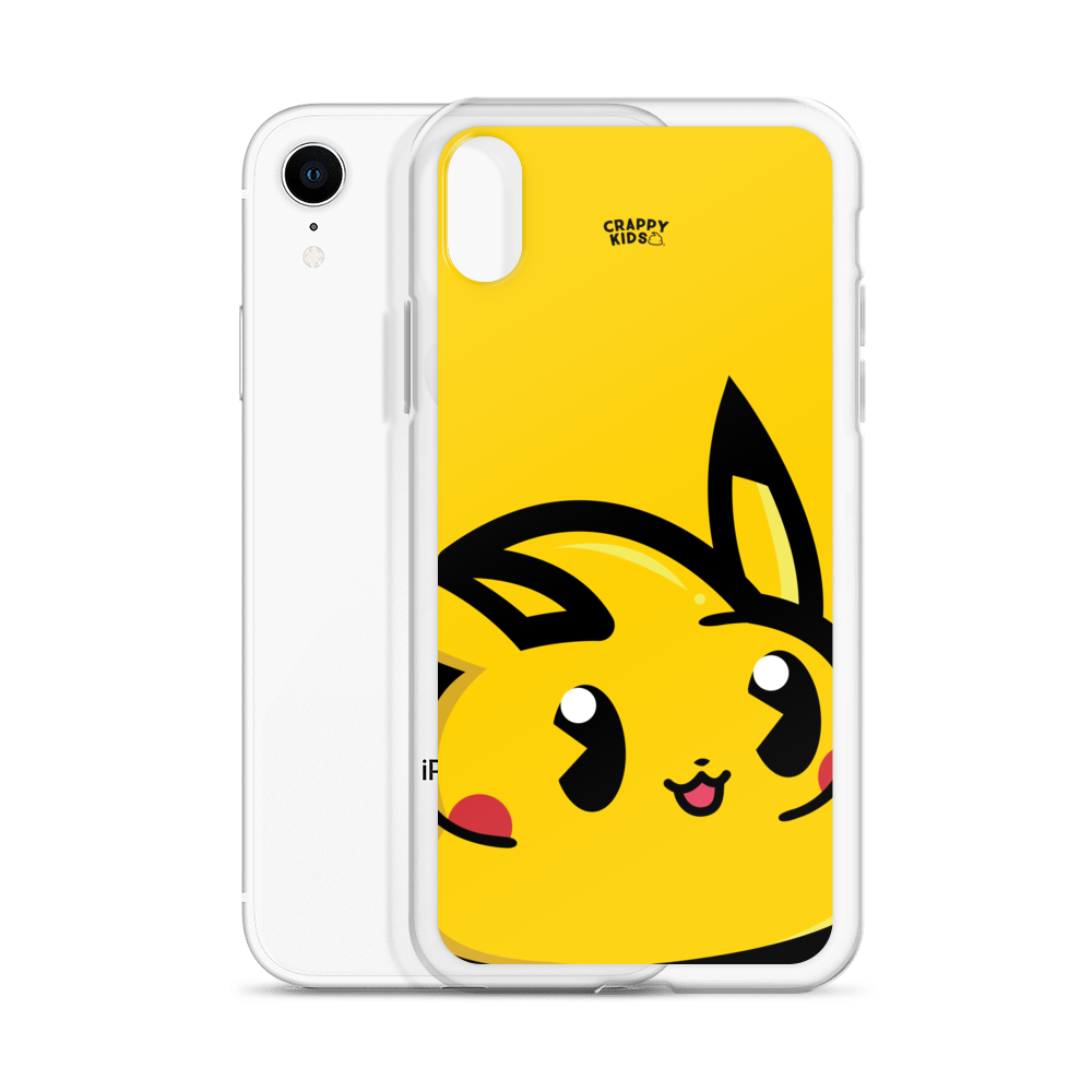 Pikapoo iPhone Case