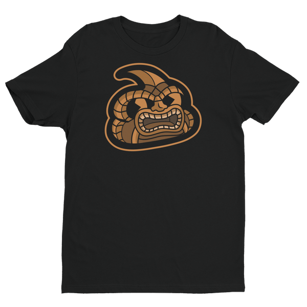 Tiki Andre Short Sleeve Black T-shirt