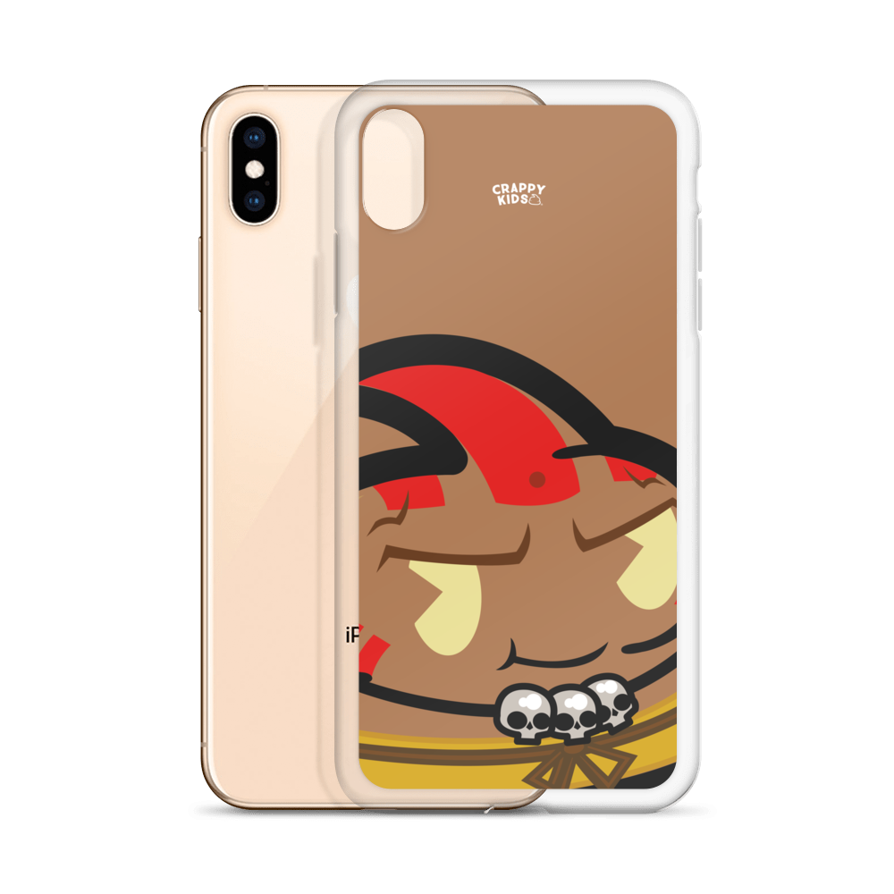 Poosim iPhone Case