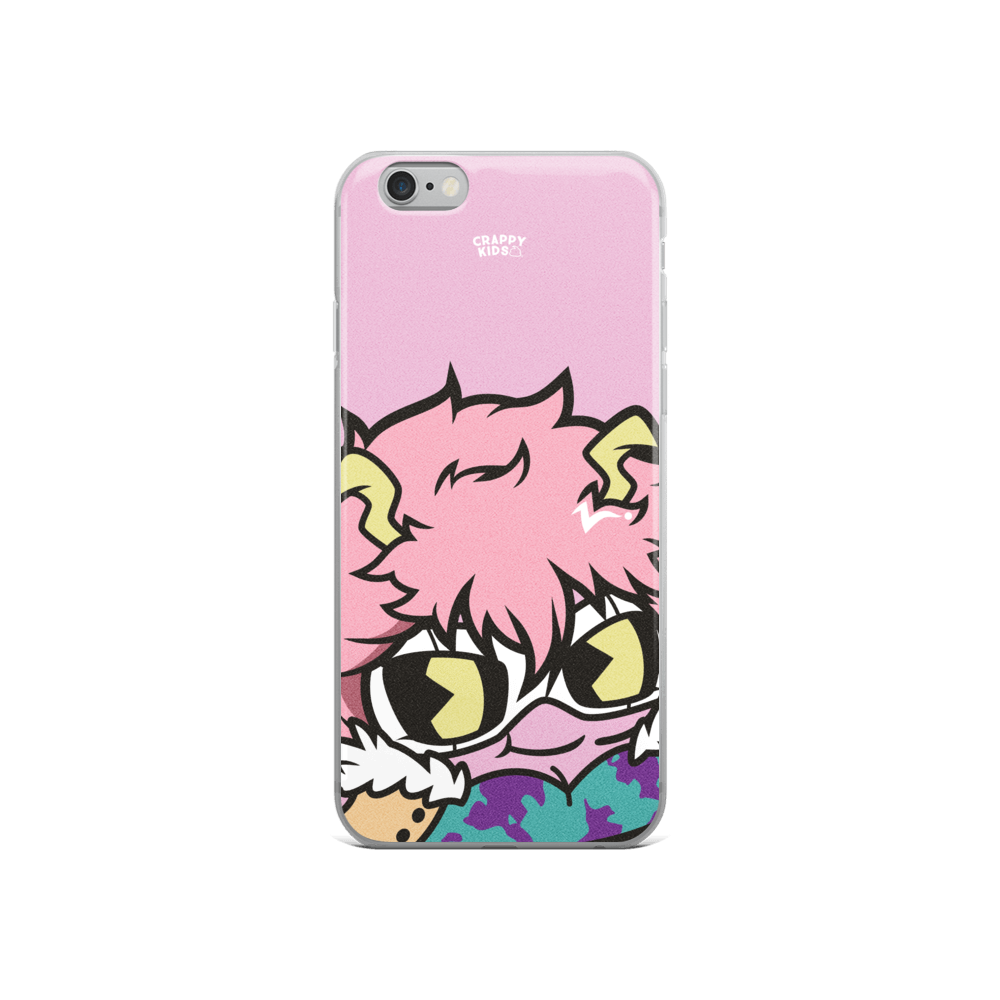 Pinky Poo iPhone Case