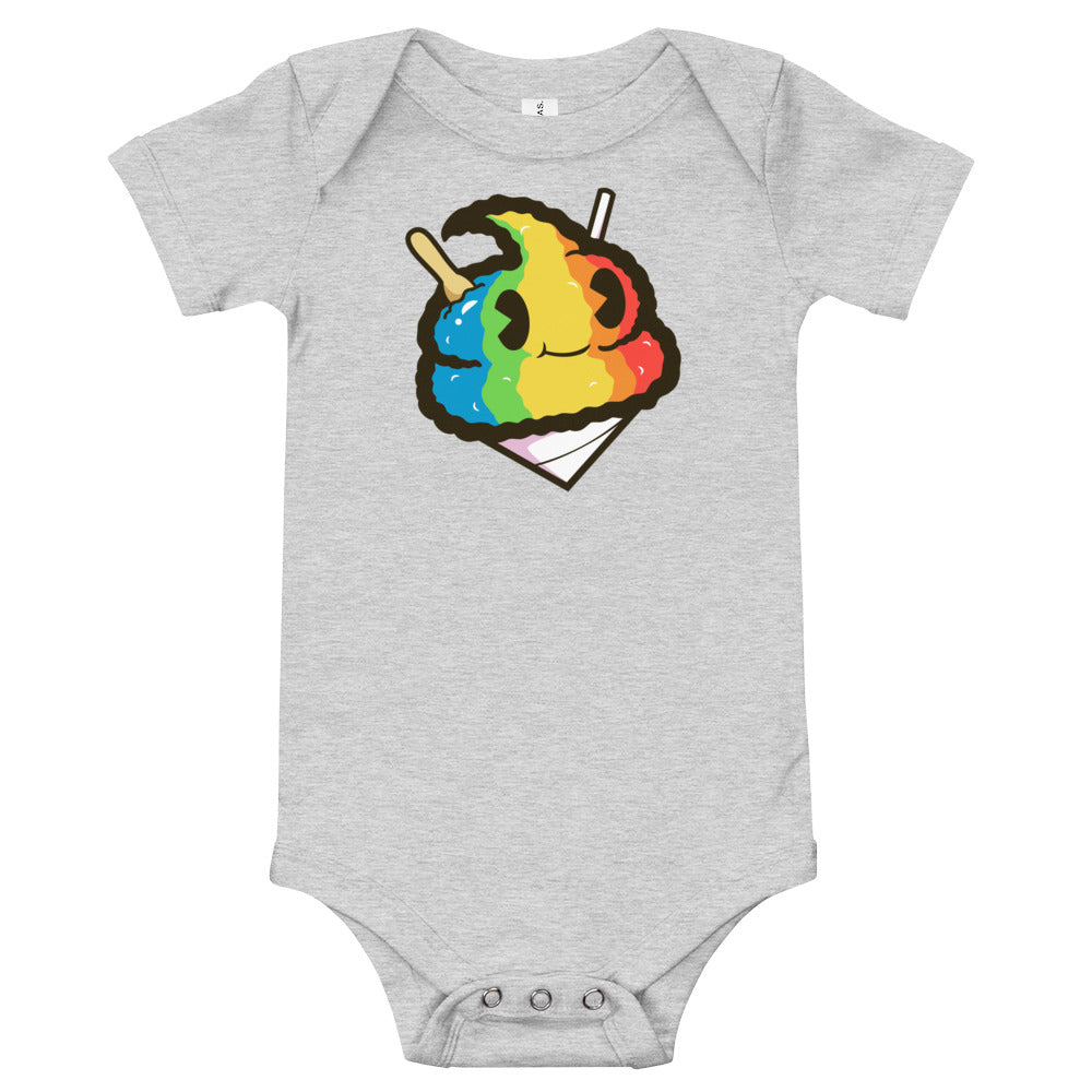 Shave Ice Andre Baby Onesie