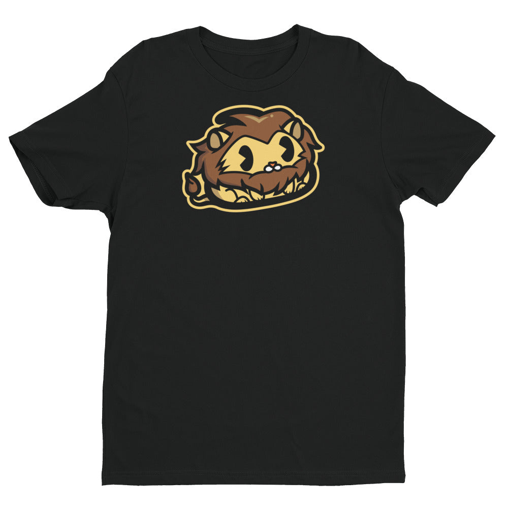 Lion Poo Short Sleeve T-shirt