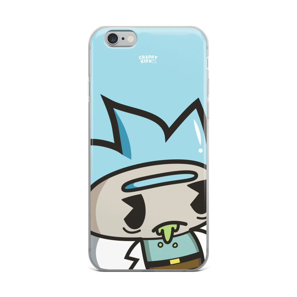 Rick Poo iPhone Case