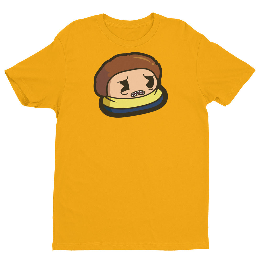 Morty Poo Short Sleeve T-shirt