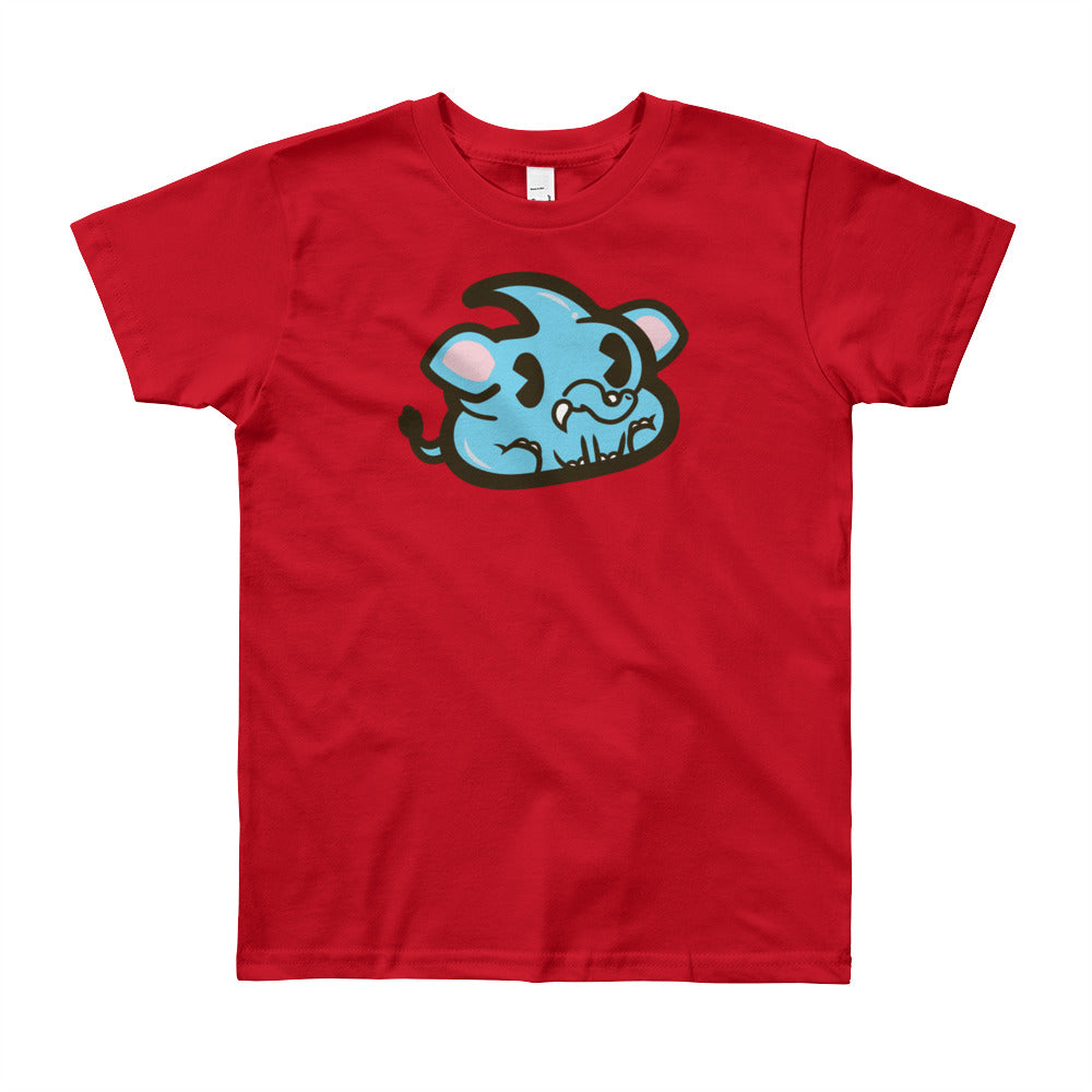 Elephant Poo Youth Short Sleeve T-Shirt