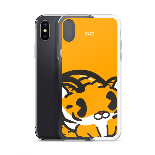Tiger Poo iPhone Case