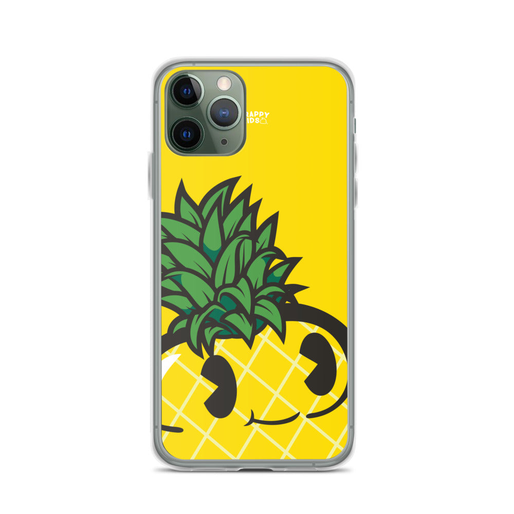 Pineapple Andre iPhone Case