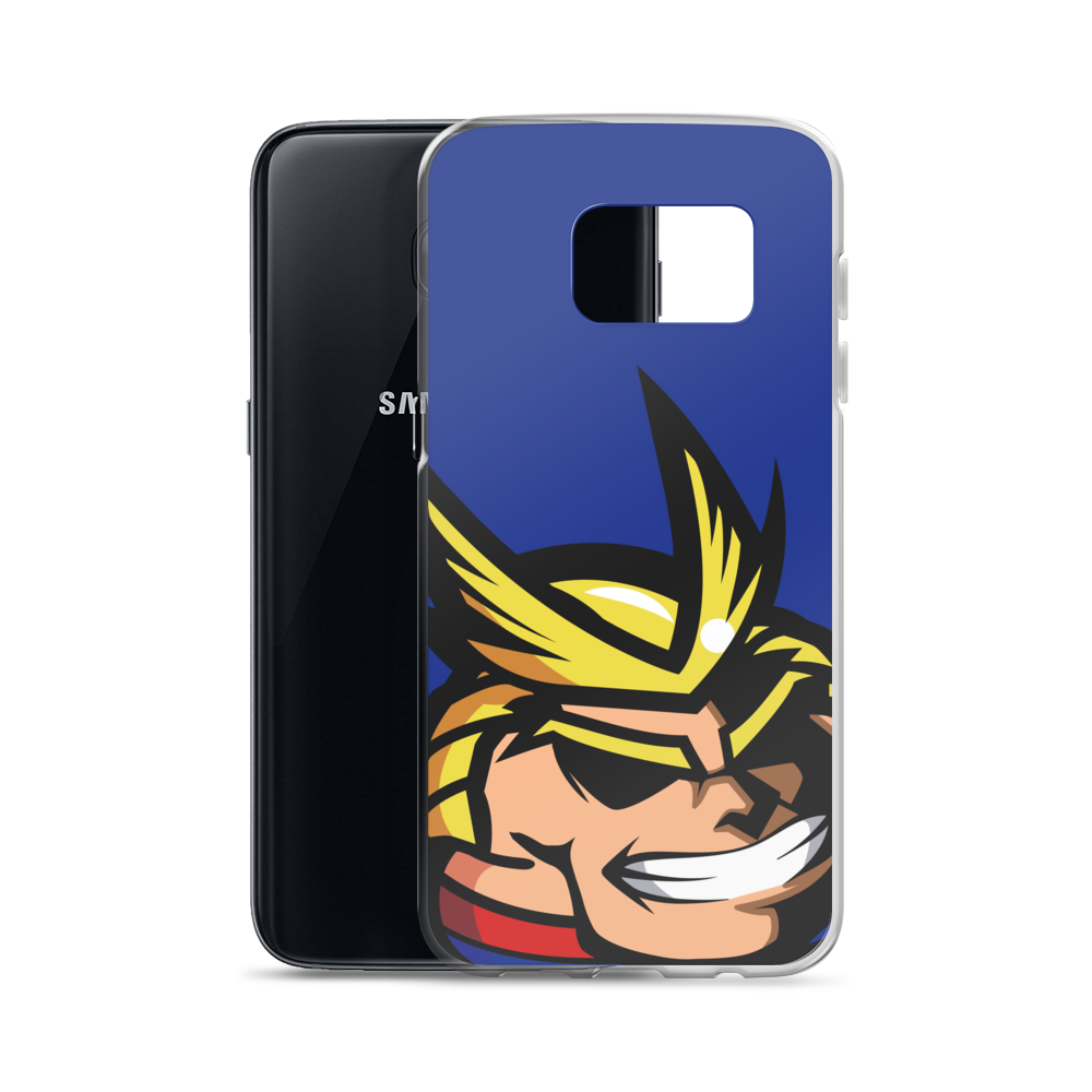 Smol Might Samsung Case