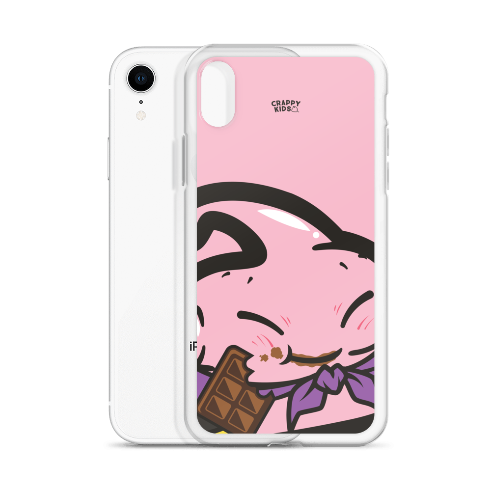 Chocolate Majin Poo iPhone Case