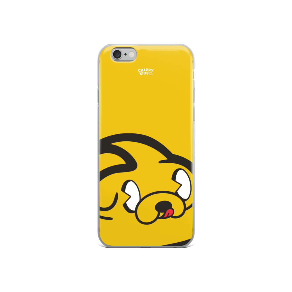 Jakey Poo iPhone Case