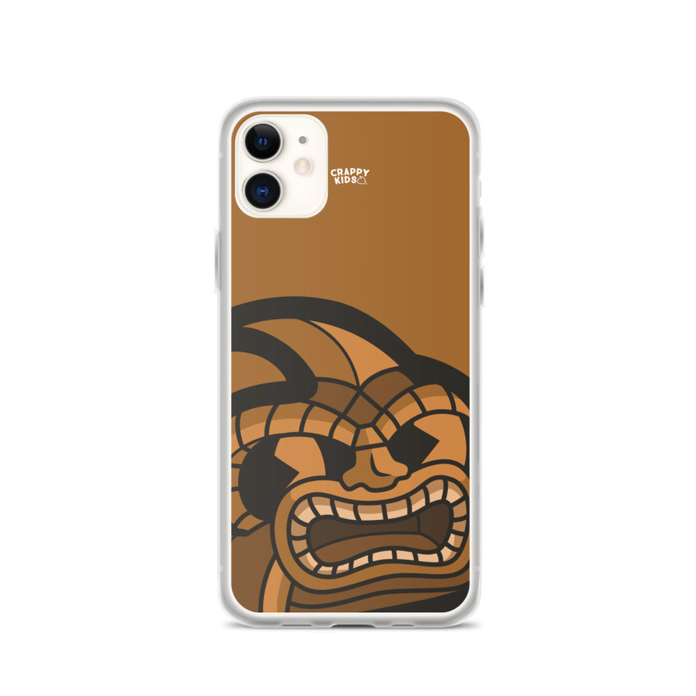 Tiki Andre iPhone Case