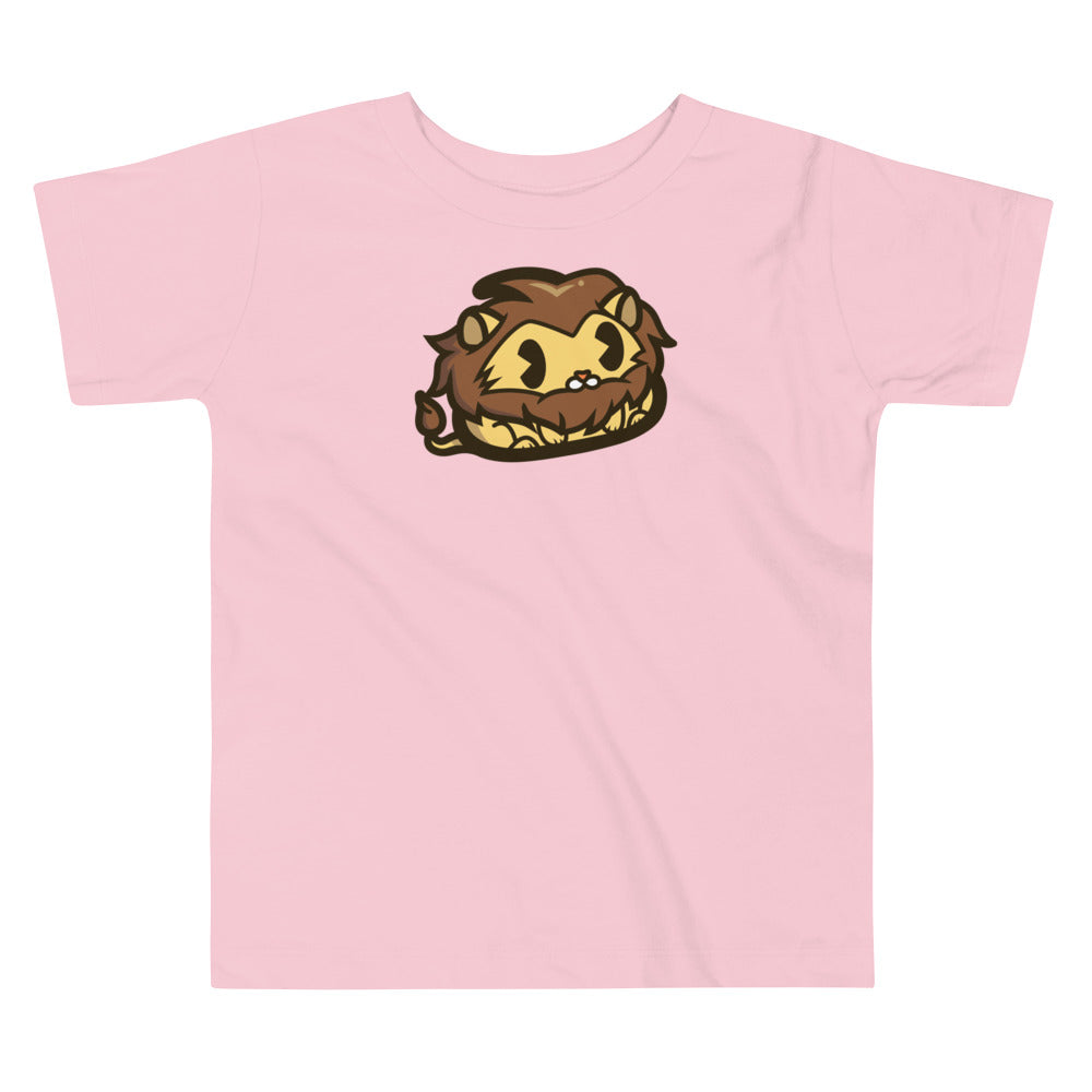 Lion Poo Toddler Short Sleeve Tee