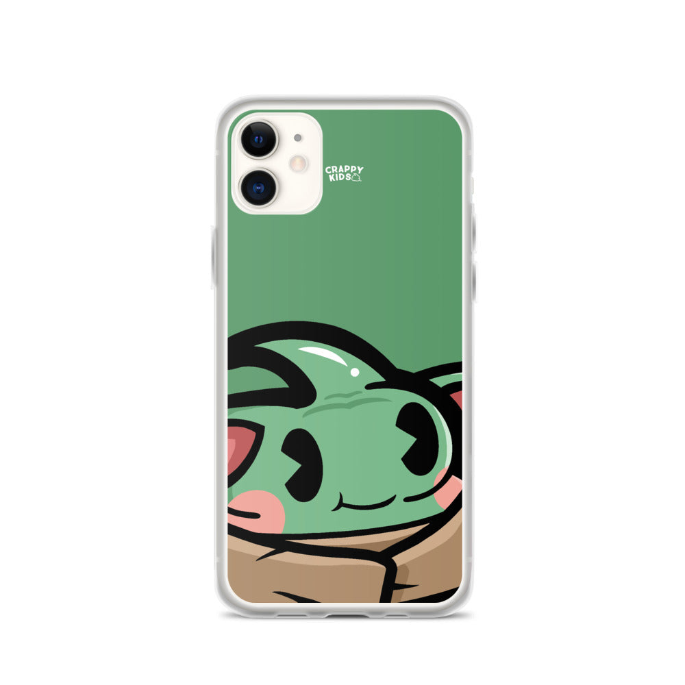 Baby Pooda iPhone Case