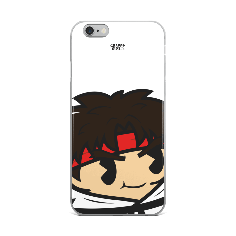 Poodouken Ryu iPhone Case