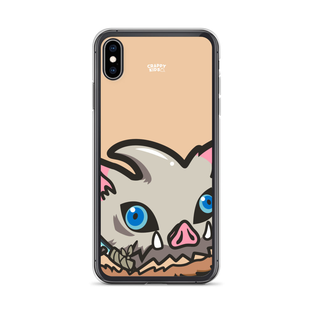 Poonoskue iPhone Case
