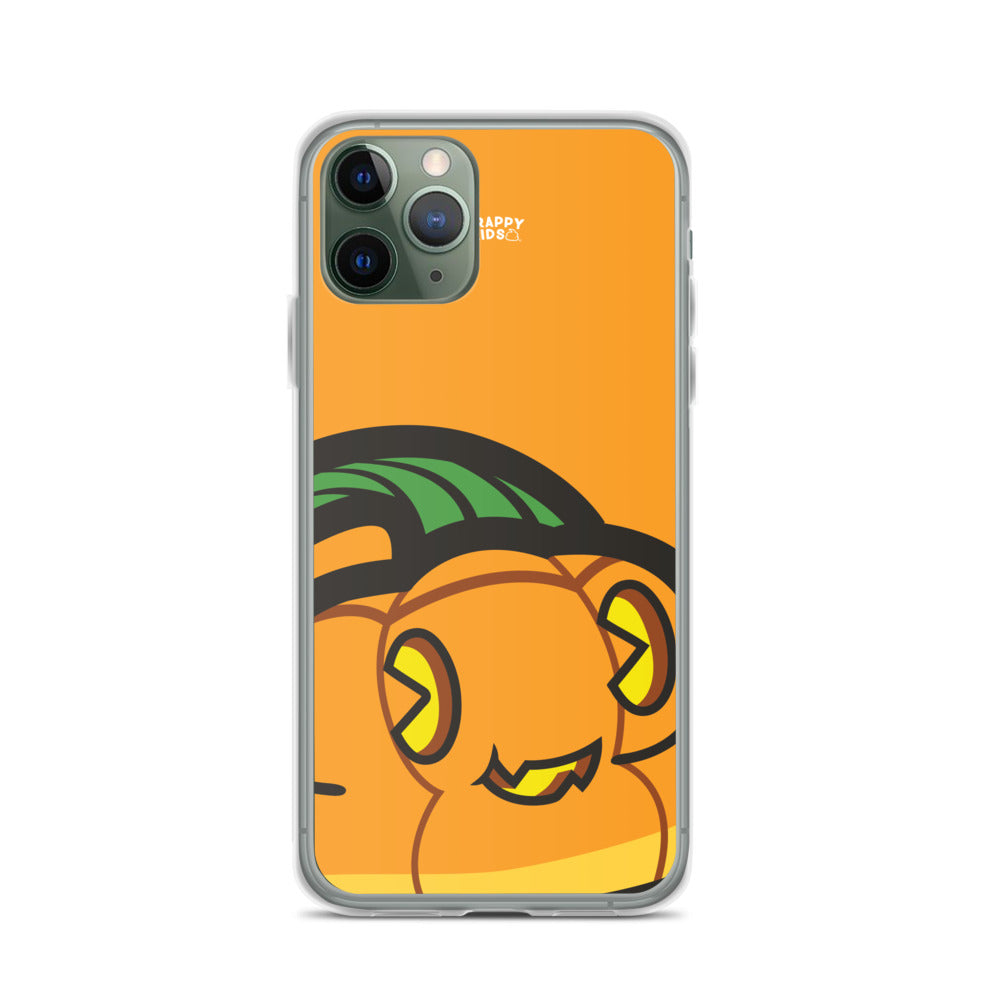 Pumpkin Andre iPhone Case