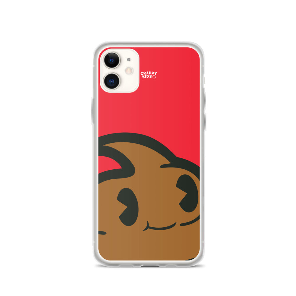 Andre (Red) iPhone Case