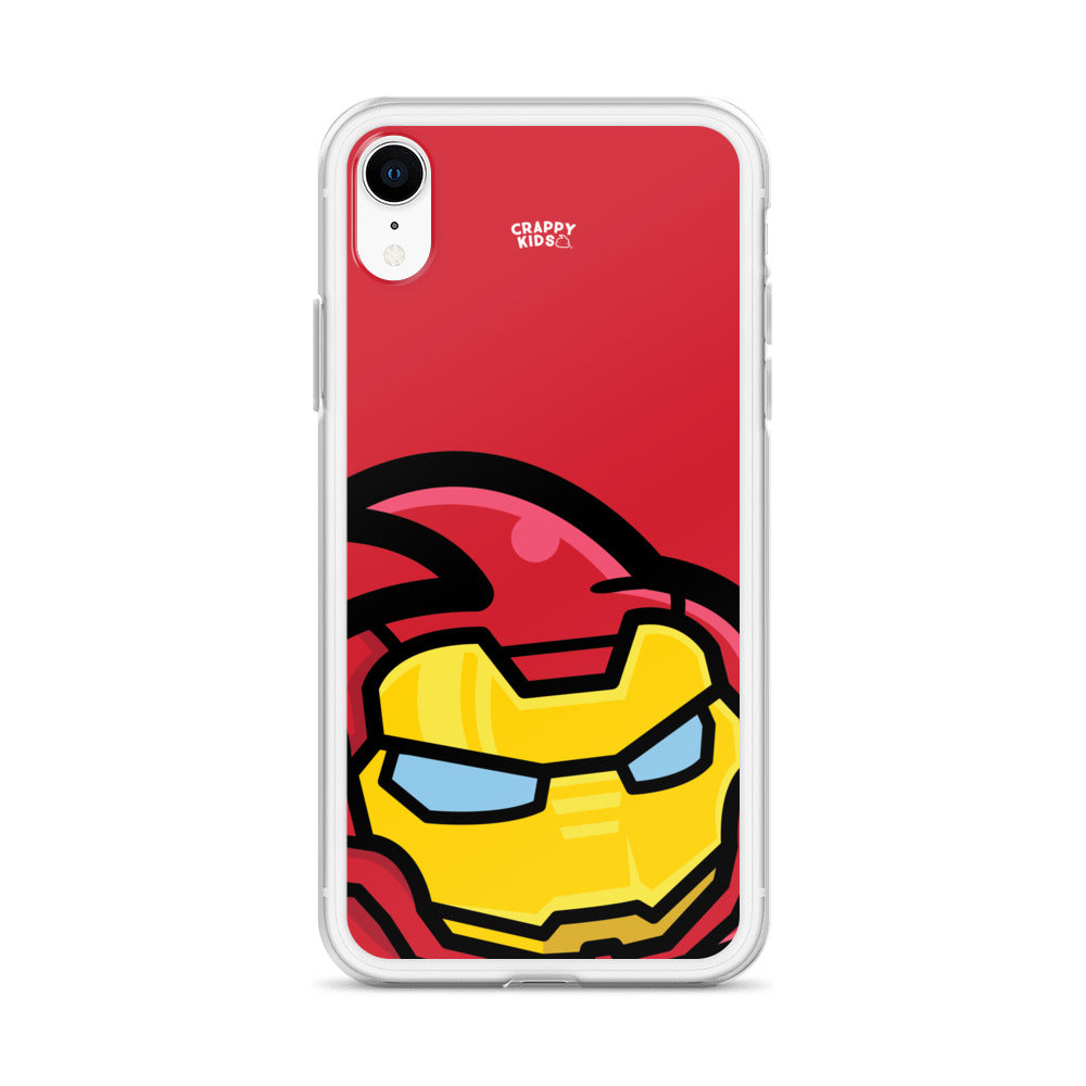 Iron Poop iPhone Case