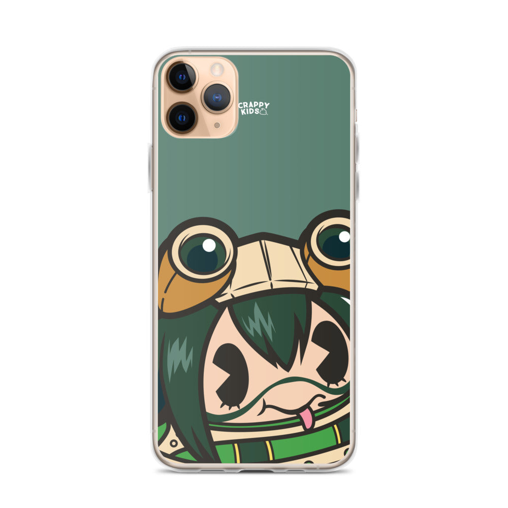 Froppee iPhone Case