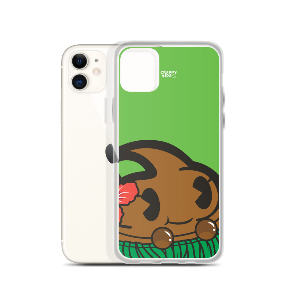 Hula Girl Andrea iPhone Case