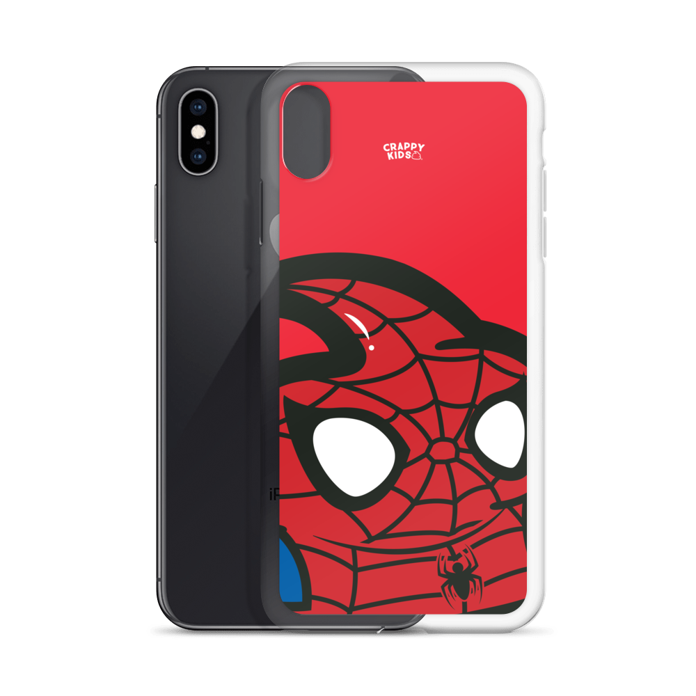 Amazing Spider-Poo iPhone Case