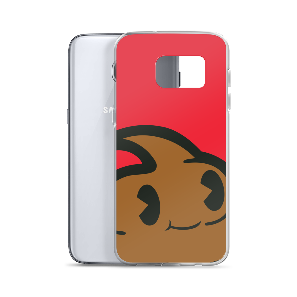 Andre (Red) Samsung Case