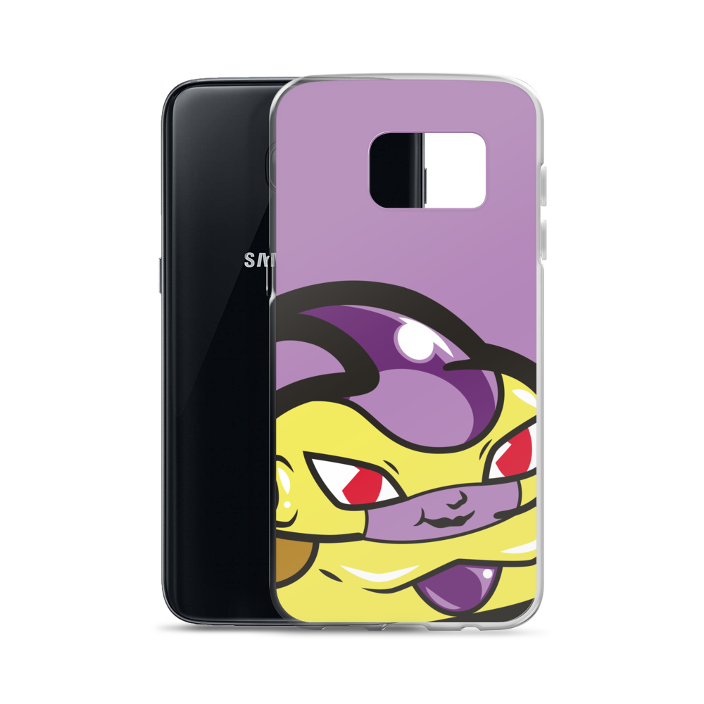 Golden Pooriza Samsung Case