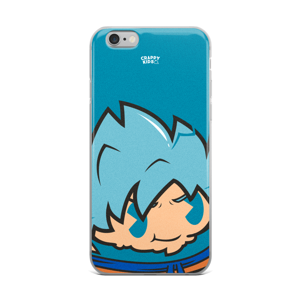 SS Blue Andre iPhone Case