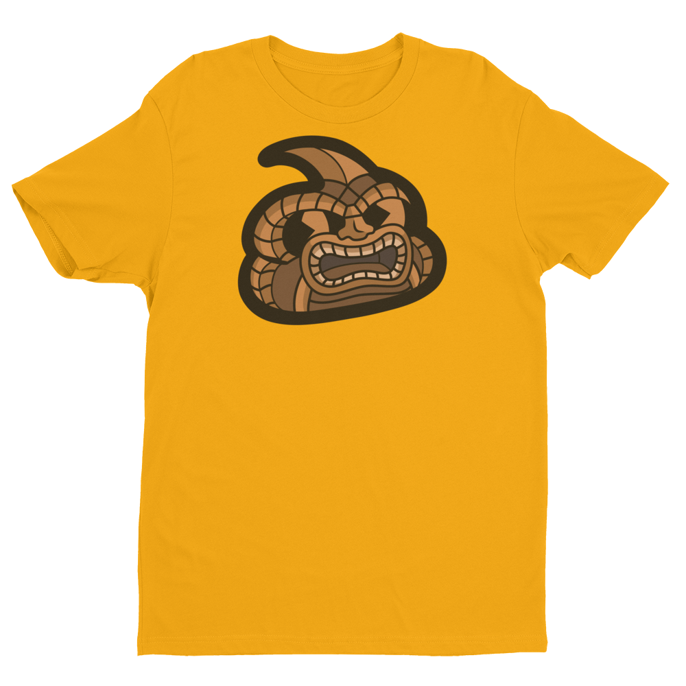 Tiki Andre Short Sleeve Gold T-shirt