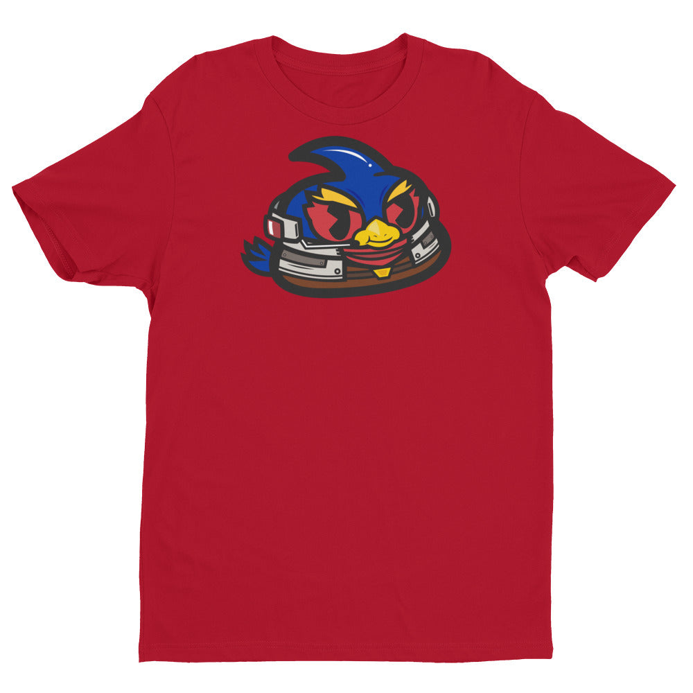 Andre Lombardi (Red) Short Sleeve T-shirt