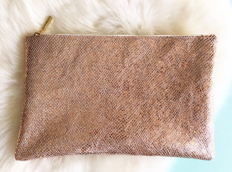 The ROSIE Oversized Clutch