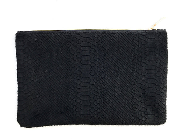 The CESCA Oversized Clutched