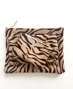The BROOK Oversized Clutch