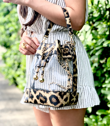 The Bella Bucket Bag