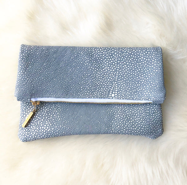 The CECE Foldover Clutch