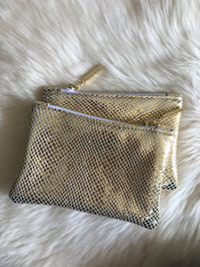 The GOLDIE MINI Pouch